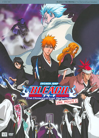 BLEACH THE MOVIE 2:DIAMOND DUST REBEL BY BLEACH (DVD)